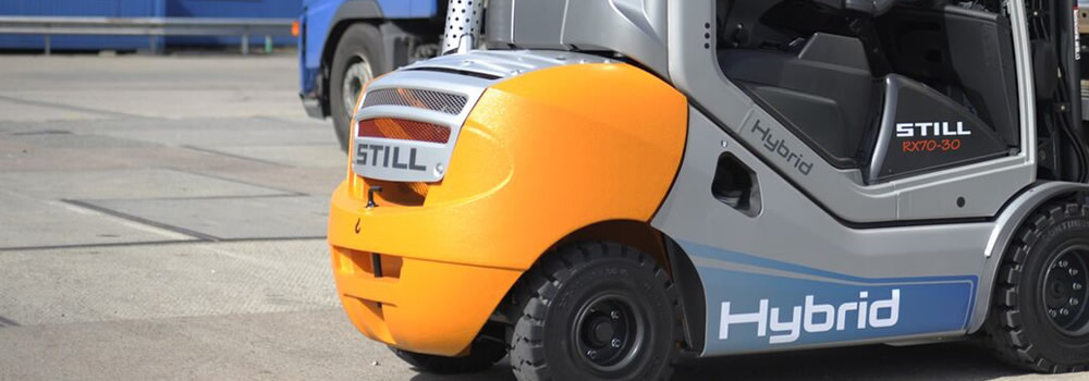 Fuel Efficient Hybrid Trucks